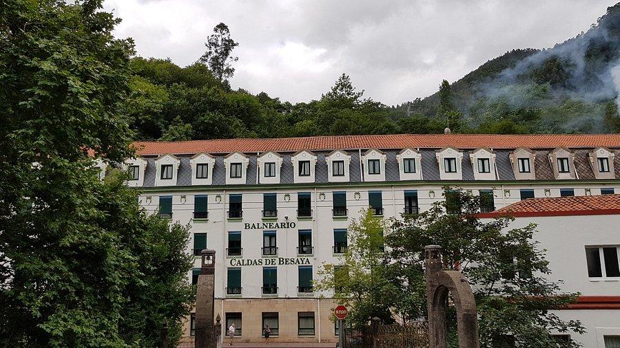 balnearios en Cantabria
