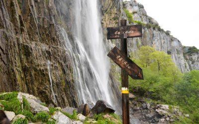 8 sorprendentes cascadas en Cantabria.