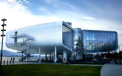 Visitar el maravilloso Centro Botín.