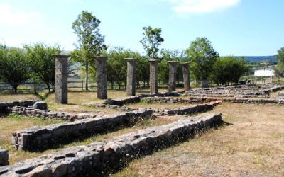 La histórica huella de Roma en Cantabria.