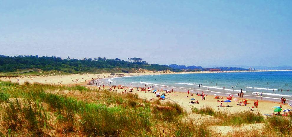 playas en Cantabria