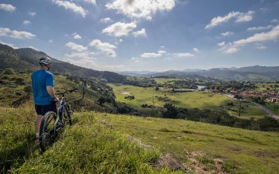 Recorre el Parque de la Naturaleza de Cabárceno en e-bike