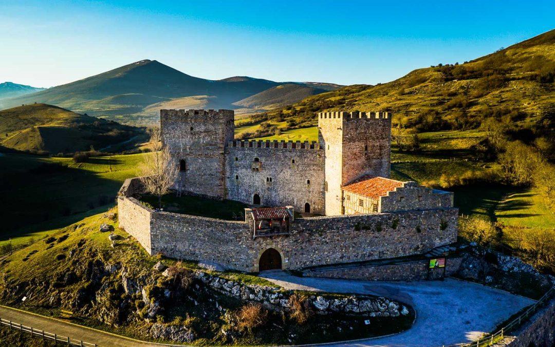 castillos en Cantabria