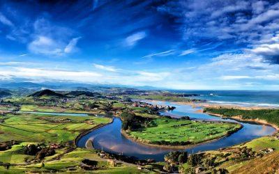 Los mejores parques para disfrutar la naturaleza en Cantabria.